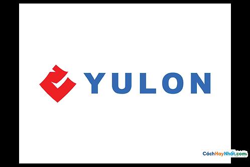 Logo Yulon 3D Vector PDF PNG