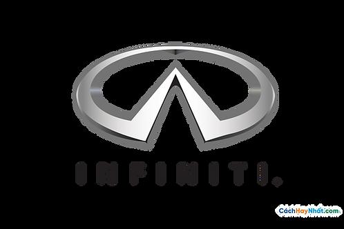 Logo Infiniti 3D Vector PDF PNG