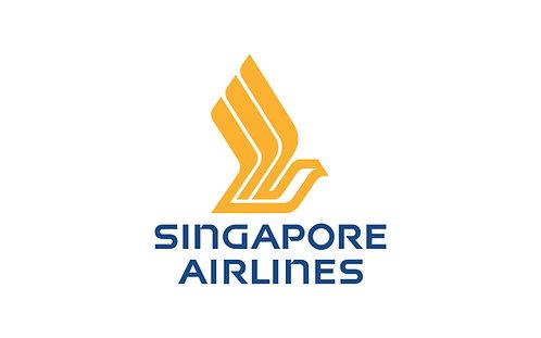 Logo Singapore Airlines Vector Full Định Dạng CDR AI PDF EPS PNG