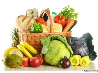 15 Cách Thông Minh Để Làm Cho Thức Ăn Lâu Hơn