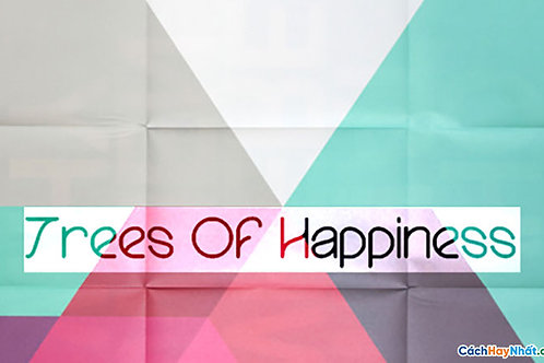 Font Treesofhappiness Download Free