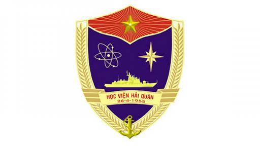 Logo Học viện Hải quân