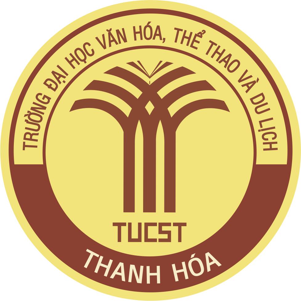 Logo Trường Đại học Văn hóa, Thể thao và Du lịch Thanh Hóa