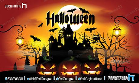 Backdrop Halloween
