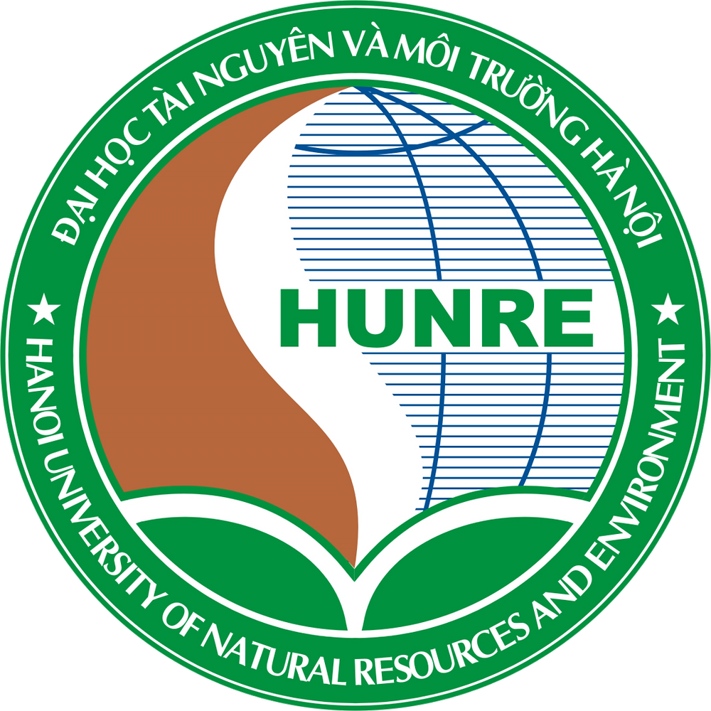 Logo Trường Đại học Tài nguyên và Môi trường Hà Nội