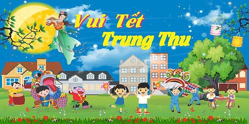 Tết Trung Thu Mid-Autumn Festival Vector Corel CDR 11