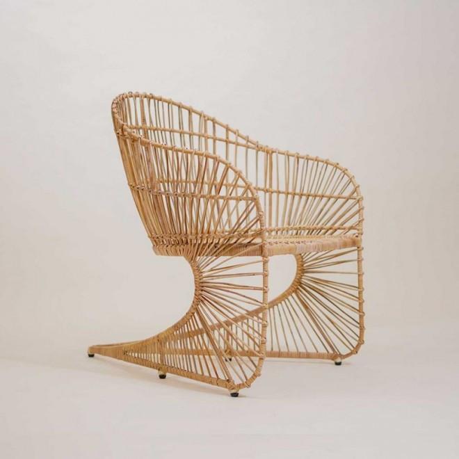 Thiết kế ghế haleiwa đoạt giải thưởng thiết kế của melissa mae tan