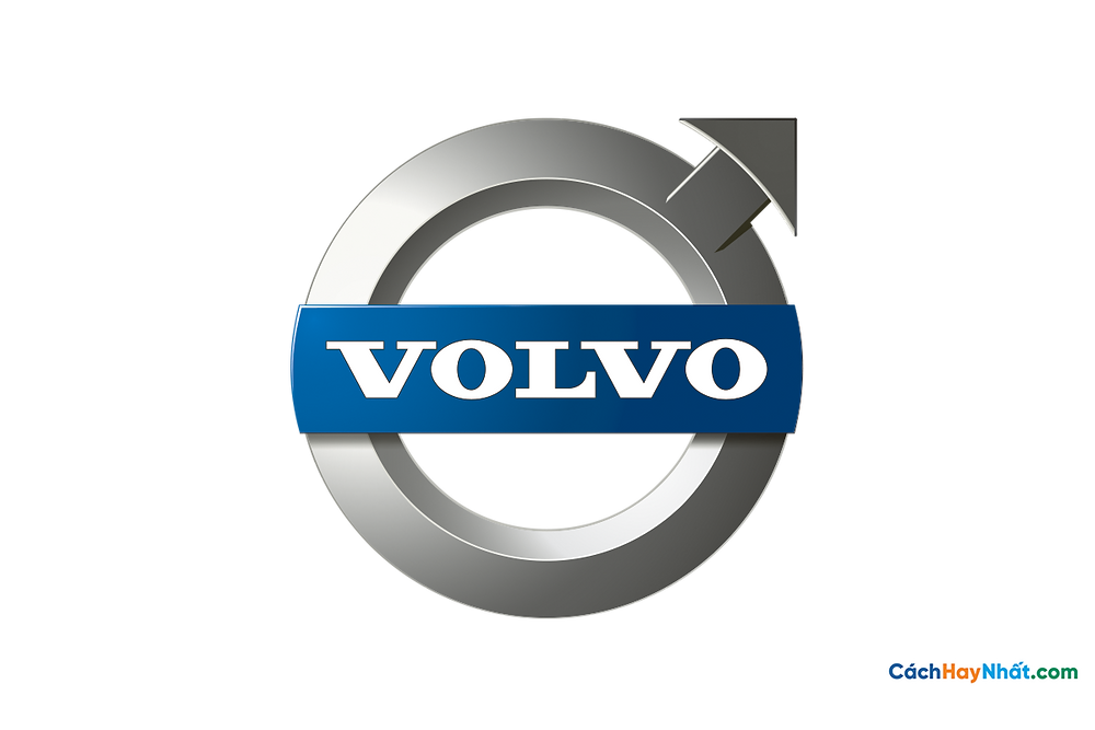 Logo Volvo PNG