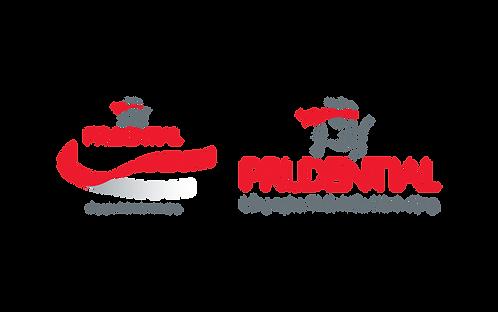 Logo Bảo Hiểm Prudential Vector CDR (Corel) AI (illustrator) PDF PNG
