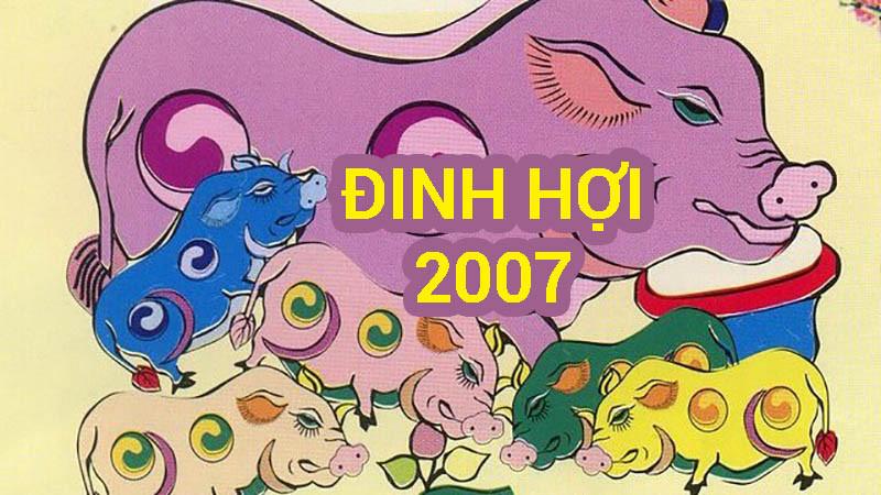 Đinh Hợi 2007