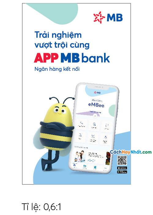 Pano Quảng Cáo Tấm lớn App MBBank file Vector tỉ lệ 0,6-1