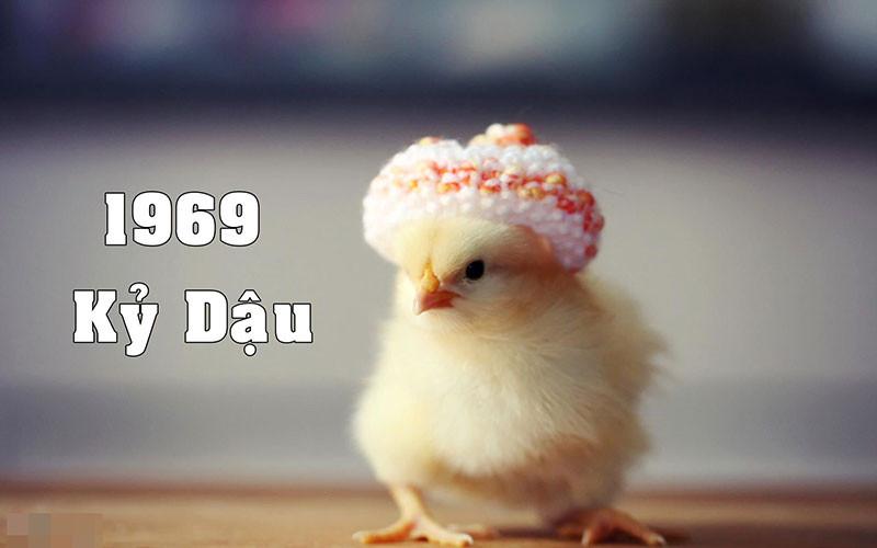 Sinh năm 1969 tuổi con gì? Kỷ Dậu