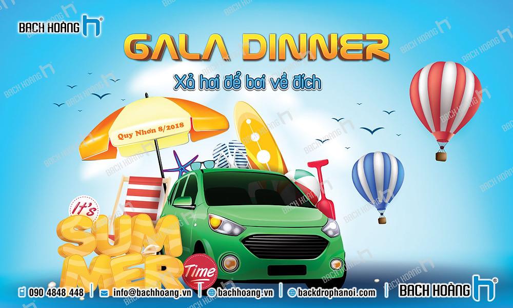 Mẫu backdrop phông Gala Dinner, Team Building đẹp nhất 44