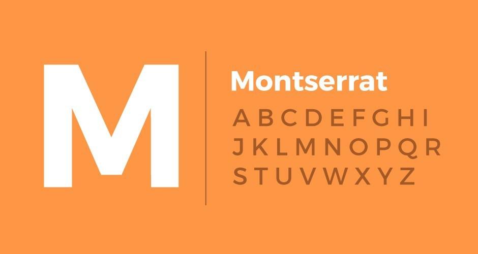 Montserrat Full Family Việt Hóa