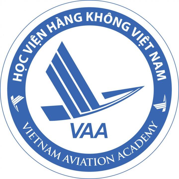 Logo Học viện Hàng không Việt Nam