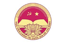 Logo Học viện Chính trị Quốc gia Hồ Chí Minh