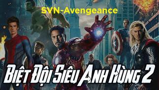 Download Font SVN-Avengeance Việt Hóa