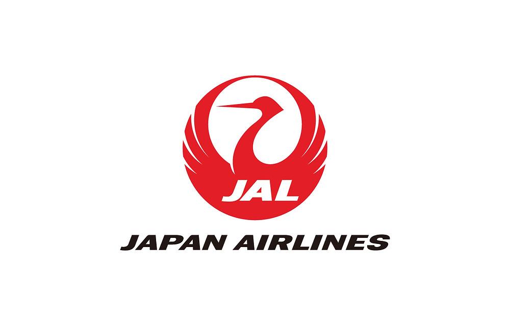 Logo JAL Japan Airlines Vector