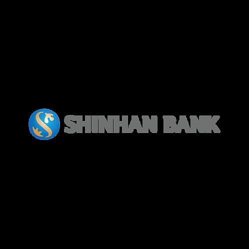 Shinhan Bank Logo Vector PDF PNG