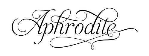 Download Phông Chữ Calligraphy Aphrodite Slim Font