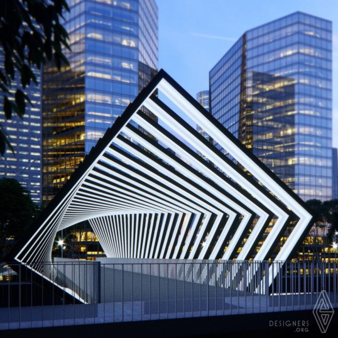 Thiết kế đoạt giải thưởng thiết kế bức tường năng lượng mặt trời kích hoạt năng lượng của cầu thang bằng peter thiết kế đoạt giải thưởng thiết kế bức tường năng lượng mặt trời kích hoạt năng lượng của cầu thang bằng peter