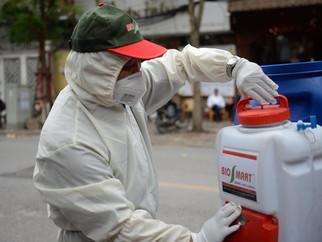 Bộ Y tế khuyến cáo: Các nghề, công việc có nguy cơ tiếp xúc, lây nhiễm Covid-19 cao