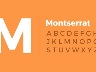 Tải Font Montserrat Full Family Việt Hóa Miễn Phí