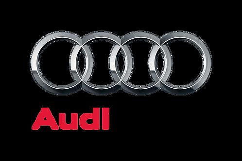Logo Audi 3D Vector PDF PNG