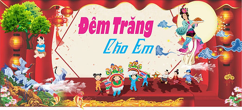 Free Download Background Trung Thu Vector Corel CDR 73