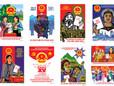 Bộ Tranh Cổ Động Bầu Cử Đại Biểu Quốc Hội Và Đại Biểu Hội Đồng Nhân Dân Chất Lượng Cao Part02