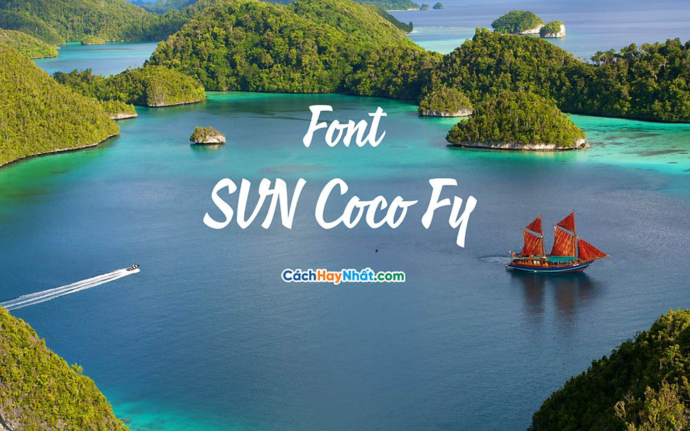 Font SVN Coco FY Việt Hóa