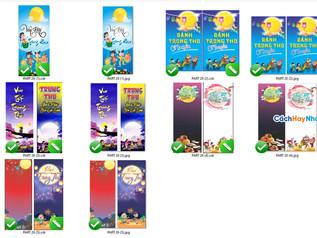 Banner Băng Rôn Trung Thu Vector Corel CDR Part26