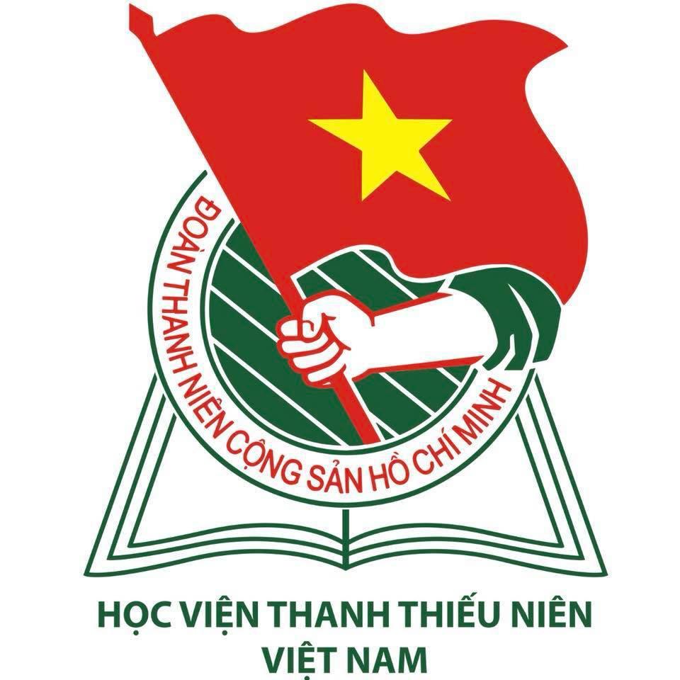 Logo Học viện Thanh thiếu niên Việt Nam