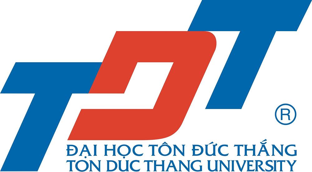 Logo Trường Đại học Tôn Đức Thắng