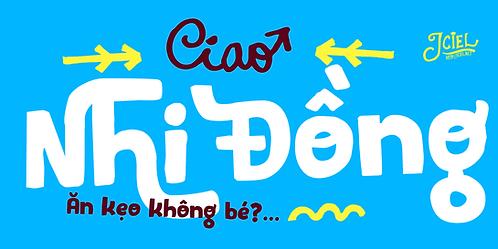 Download Font Iciel Pequena Pro 2014 Việt Hóa Đẹp