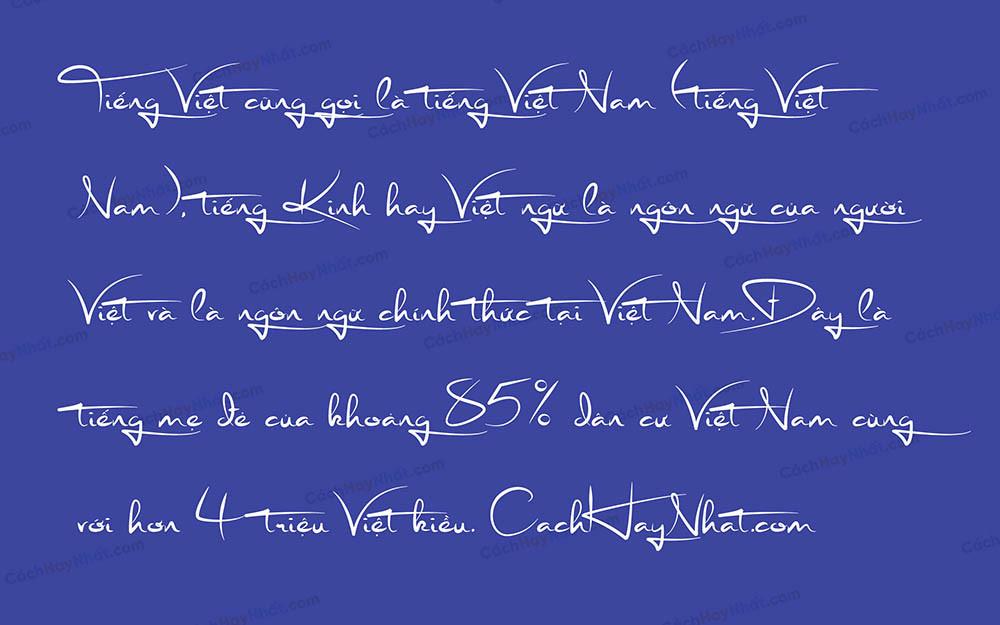Font VL Stephen Type Việt Hóa