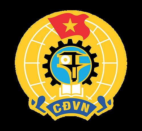 Logo Công Đoàn Việt Nam File Vector CDR AI PDF PNG