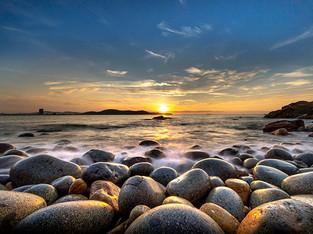 30 ảnh hình nền hoàng hôn trên biển tuyệt đẹp