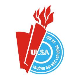Logo Trường Đại học Lao động - Xã hội
