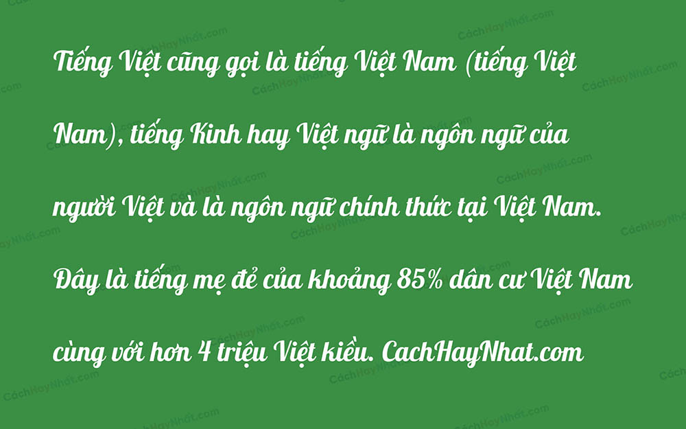 Font UVF Lobster12 Việt Hóa