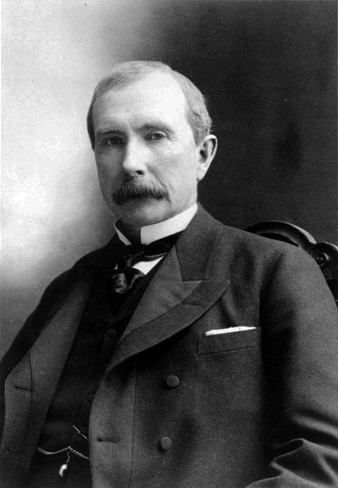 2. John Rockefeller Giá trị tài sản ròng (2019): ~ 350 tỷ USD