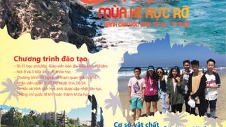 File Tờ Rơi Du Lịch Vector AI - Illustrator 01