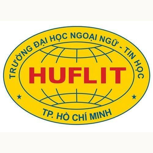 Logo Trường Đại học Ngoại ngữ - Tin học Thành phố Hồ Chí Minh