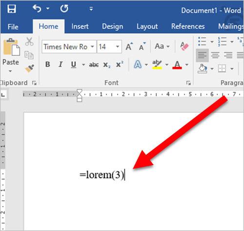 Bạn sẽ cóđược văn bản Lorem Ipsum gồm bađoạn,được Microsoft Word tự tổng hợp ngẫu nhiên, không bao giờ trùng lặp, kết quả tương tự như dướiđây.