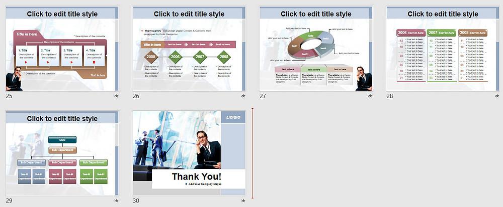 Mẫu Powerpoint Template