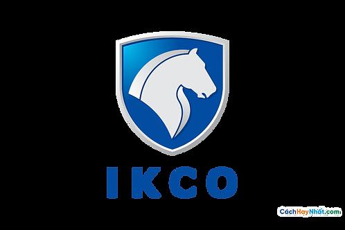 Logo IKCO 3D Vector PDF PNG