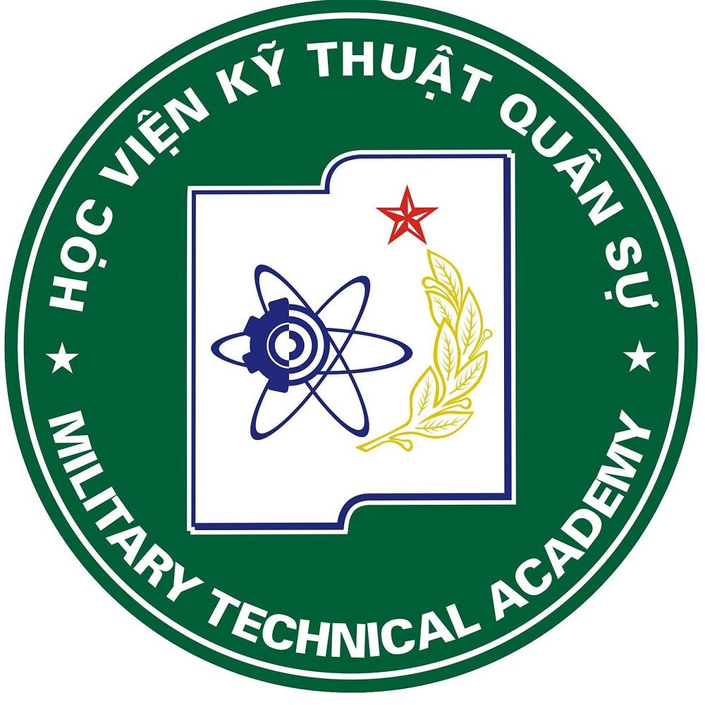 Logo Học viện Kỹ thuật Quân sự