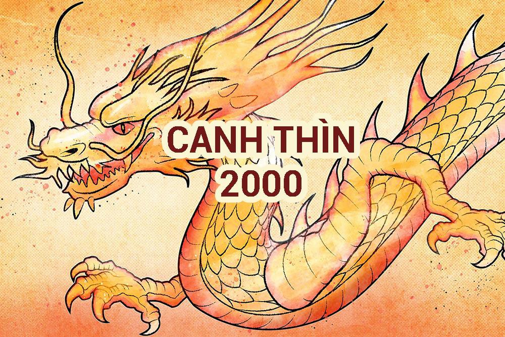 Canh Thìn 2000