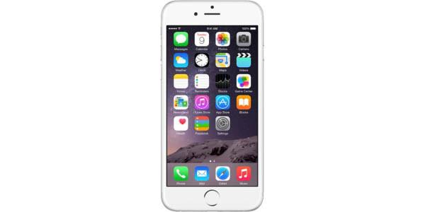 3. Apple iPhone 6
