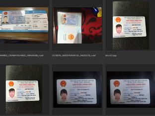 Download File PSD CCCD (Căn Cước Công Dân)